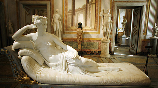 Borghese Gallery Walking Tour